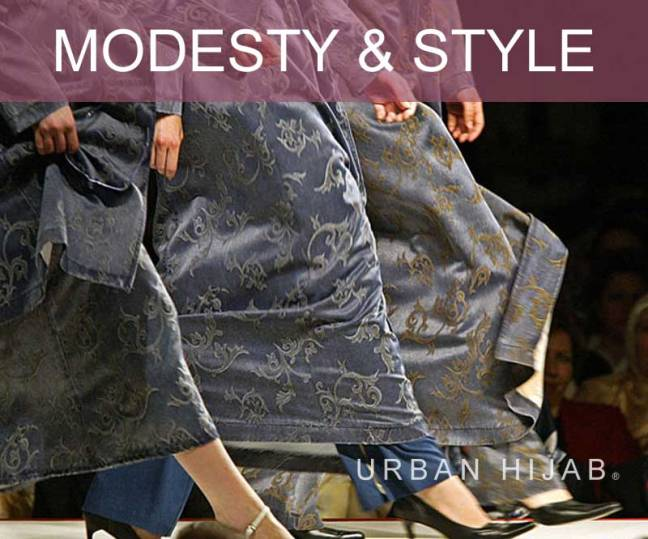 Modesty and Style