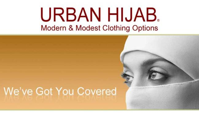 Urban Hijab Modern Modest Clothing Options...We've Got You Covered