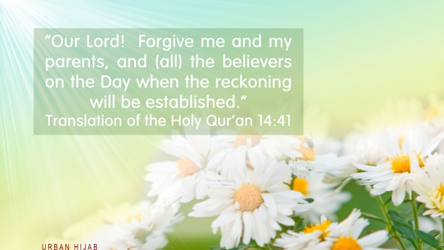 Translation of the Holy Qur'an 14:41