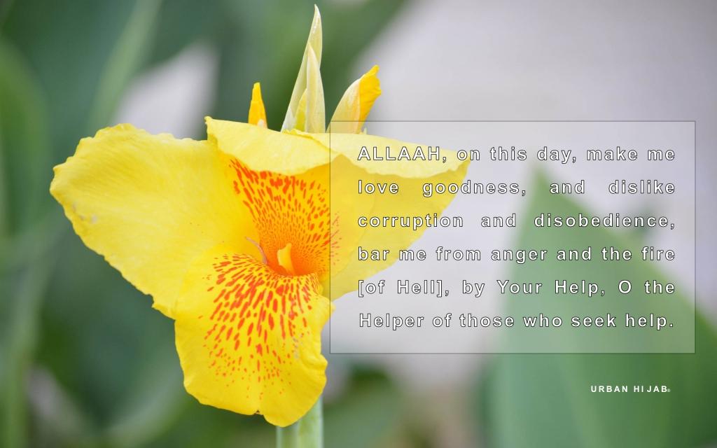 Ramadaan Du3a 11