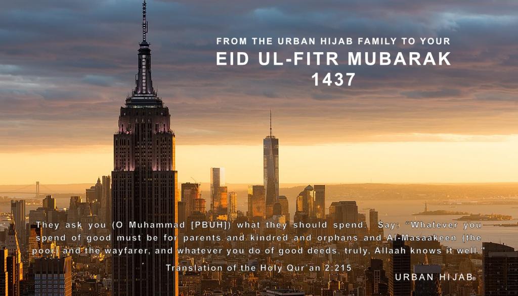 Eid ul Fitr 1437