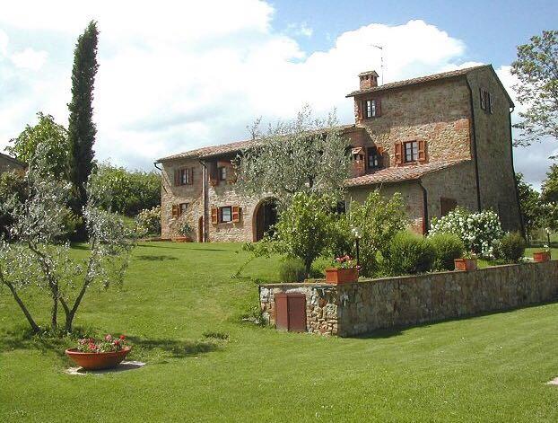Tuscan House